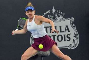 Wimbledon Champion Halep Knocked Out Of Adelaide International Quarters