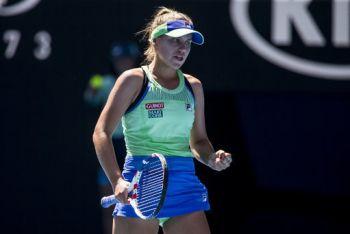Kenin Ruins World Number One Barty's Party, Mega Djokovic, Federer Clash Looms