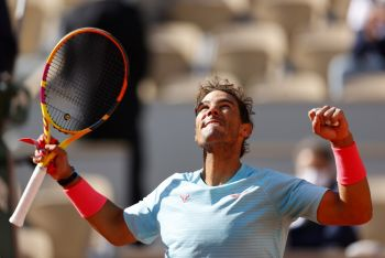 Roland Garros: Nadal Into Quarters, Thiem Survives As Halep Crashes Out