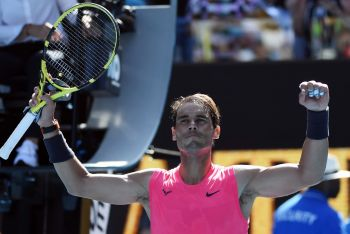 Australian Open: Top Seed Nadal Kicks Off In Style, Sharapova Hits Career Low