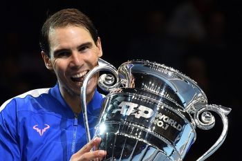 Rafael Nadal Ends Year As World Number One For A Fifth Time