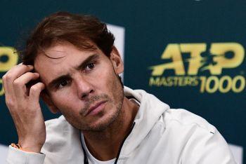 Injured Rafael Nadal Returns To World Number One Despite Paris Withdrawal