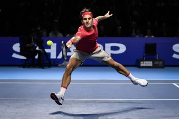 World Number Three Roger Federer Withdraws From Paris Masters