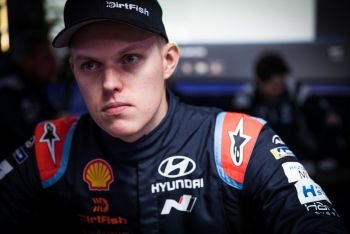 World Champion Ott Tanak Crashes Out Of Monte Carlo Rally