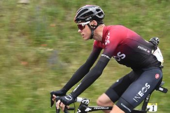 Injured Kenyan Born British Cyclist Froome Still Has Olympic, Tour De France Dreams