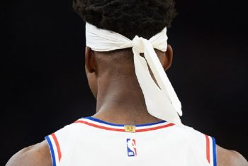 NBA Players Banned From Wearing Headbands Starting Next Season