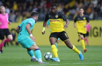 Borussia Dortmund Wunderkind In Line To Make Champions League History