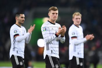 Two-Goal Kroos Calls For Improvement After Germany Book Euro Spot