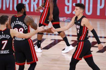 NBA Playoffs: Rookie Herro Sinks 37 As Heat Take 3-1 Lead Over Celtics
