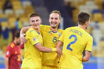 Ukraine Upset Spain As Germany Held By Switzerland In Thrilling Draw