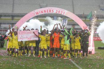 Shikangwa Brace Gifts Vihiga Queens CAF Womens Champions League Debut