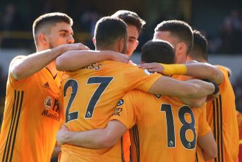 Diogo Jota Double Lifts Wolves Past Bottom Club Norwich